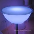 LED control remoto decoración luz evento mesa recargable utilizado bar muebles