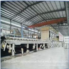 Máquina de fabricación de papel Kraft de papel estriado de alta resistencia