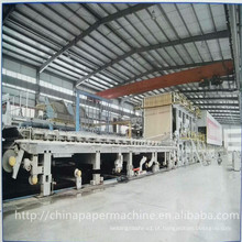 Máquina de fabricação de papel Kraft de papel de alta resistência