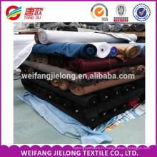Stock de tissu de popeline T / C 65/35 45X45 110X76 chaud de tissu de ventes 2015 fabriqué en Chine