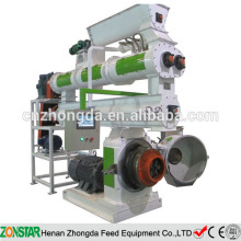 Special Design Ring Die Livestock Feed Pellet Machine Mill For Sale