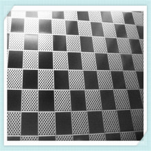 Decorative Stainless Steel Sheet with Embossed Surface