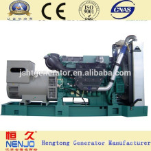 508kw Volvo Big Power Diesel Generator Set