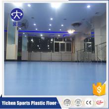 La mejor cotización interior de pisos de plástico fábrica