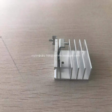 3003 Extrusion Aluminum heat sink for vehicle