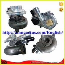 Turbocompresseur à vanne électrique CT16V 17201-0L040 17201-30110 pour Toyota 1kd avec actionneur