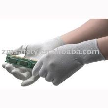 Дешевые ОУР PU покрытием перчатки с углеродного волокна