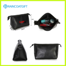 Vente en gros Custom PU Cosmétique Maquillage Toiletry Beauty Vanity Bag