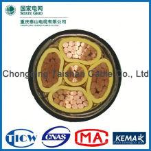 Верхнее качество 3x2.5mm2 usb к jack шнура 3.5mm 5v кабель силы dc