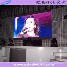 Panneau d'affichage à LED fixe d'intense luminosité fixe d'intérieur de SMD pour la publicité (P3, P4, P5, P6)