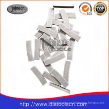 Segmento de diamante para hoja de sierra circular de 350 mm
