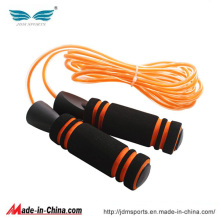 Adjustable Foam Handle PVC Jump Rope