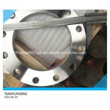 JIS B2220 Deslizamiento de acero inoxidable forjado en bridas