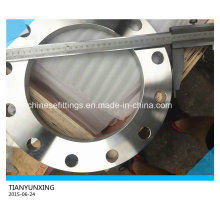 JIS B2220 Forged Stainless Steel Slip on Flanges