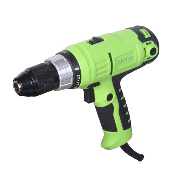400w 3/8-Inch 2- Speed ​​Drilled Drill driver