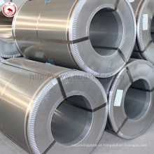 JIS Standard 50A470 CRNGO Rolos / bobinas de aço de silício não orientados a grãos com preço de fábrica