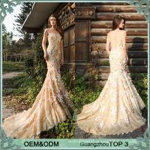 Sexy sequin pronm vestidos de noite vestidos de vestidos dourados ocidentais vestidos de vestidos de festa para senhoras