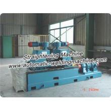 High Efficiency H Beam Production Line , Flange Straighteni
