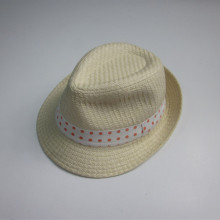 Custom Girls Paper Straw Hat