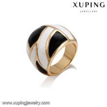 14404 Fashion jewelry ring wholesale 18 carat ladies finger gold ring design