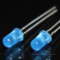 High Brightness Round 3mm 5mm LED / diodo LED com alta qualidade