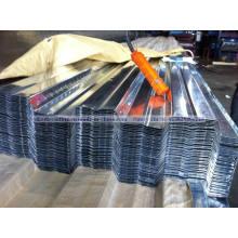 Panneau en acier de feuille de Decking de plancher