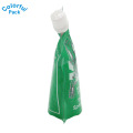 liquid stand up pouch with spout/drinking water bag/doy-pack pouch with spout