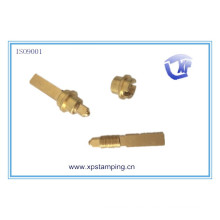 China cheap brass hardware ,adjusting axis