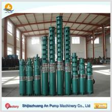 Pompe submersible 120 M3 / Hr Head 45 Mètres Pompe en acier inoxydable