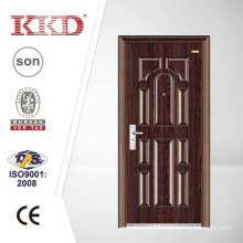 Exterior Steel Entry Door KKD-563 for Apartment Security