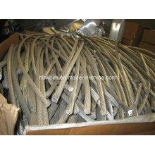 Fio de sucata de alumínio 99,7%