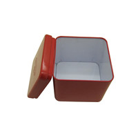 Square Tin Box 6