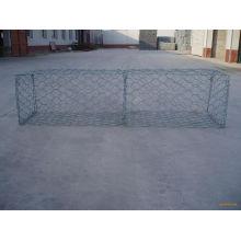 Gavanized Wire Meshgabion Boxen