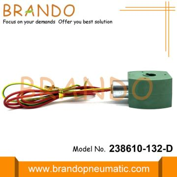 120 / 60Hz 110 / 50Hz 238610-132-D MP-C-080 Solenoid Coil