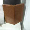 Painéis de favo de mel acústico em alumínio
