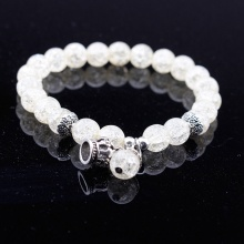 cat eye stone Crown Crystal crack Bead Bracelet luxury charm couple jewelry men's and women's Christmas gifts