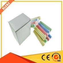 Craie de trottoir lavable coloré de haute qualité de 12pcs