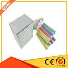 12pcs high-quality colorful washable sidewalk chalk