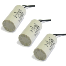 Topmay AC 250V Motor Run Electrolytic Capacitor Cbb60 for Appliance