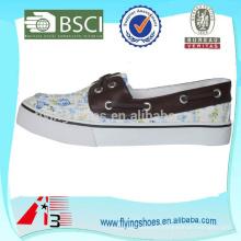 2014 Großhandel billig Mode flache Dame Schuhe und Casual Damen Mode Schuhe für Frauen