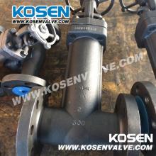 Forjado fuelle sellado de válvulas de compuerta (WZ41)