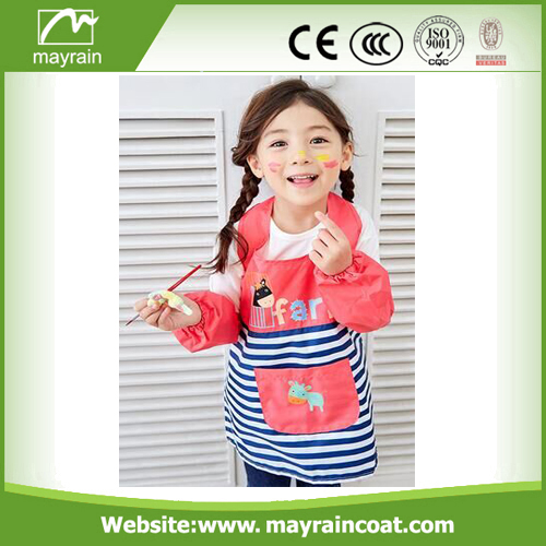 Colorful Aprons for Kids