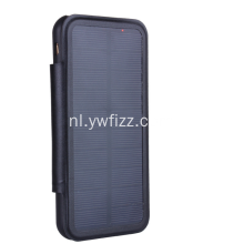 Back Clamp Solar Wireless Charging Treasure