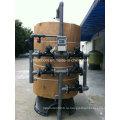 Многоклапанная система с высокой пропускной способностью для системы промышленной водоподготовки