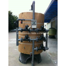 Jieming Water Treatment Equipment with Multi Valve System for Industrial High Flow Rate