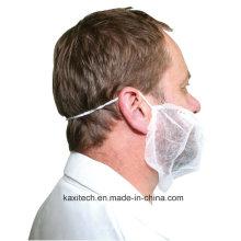 Cubierta protectora desechable de la barba protectora del PP no tejida