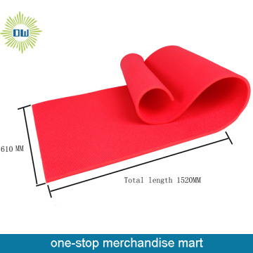 Comfortable Natural Rubber Yoga Mat