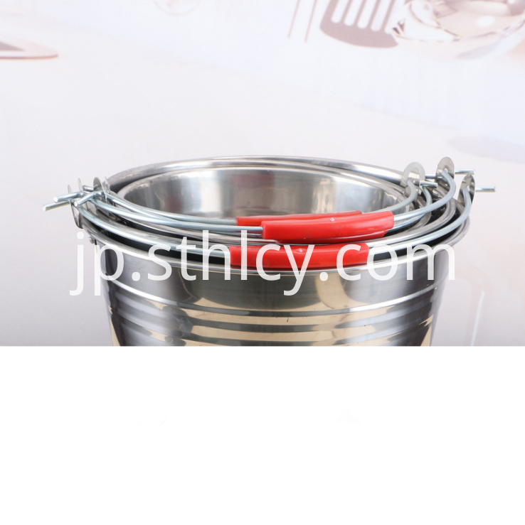 Stainless Steel Soup Bucket456lm3
