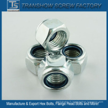 Ventes en stock Ventes Nylon Lock Heavy Hex Nut