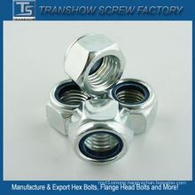 in-Stock Sales Nylon Lock Heavy Hex Nut